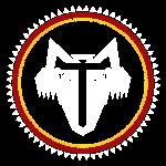 WolfCircleWhite