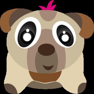 hund dog maedchen girl