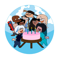 Geburtstagsfeier!
