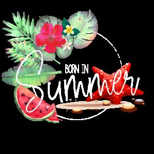 Geboren im Sommer