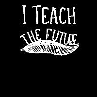 Ich unterrichte die Zukunft