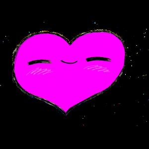 Herzerl pink