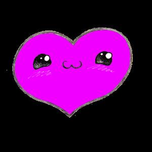 Herzerl 2 pink