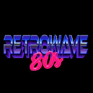80s Retro Musik Retrowave