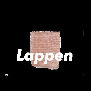 """Lustiges """"Lappen Logo"""""""