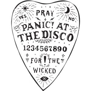 At the disco 1234567890 for the wicked