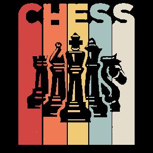 Schach Experte und Spieler - Geschenk