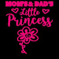 Mamas und Papas Kleine Prinzessin Geschenk Kind