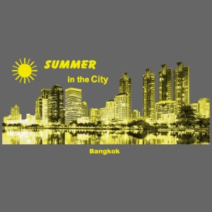 Bangkok Thailand City Summer