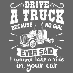 Möchten eine Fahrt in Ihrem LKW-Geschenk nehmen