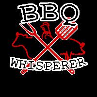 Grillmeister BBQ Smoker - BBQ Whisperer Geschenk