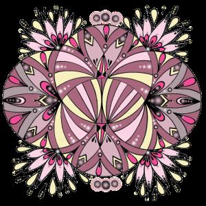 Blumen Kreise