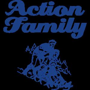 Action Family - Schlittenfahren