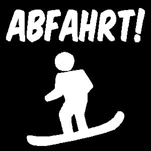 ABFAHRT (w)