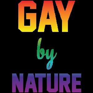 Schwul von Natur aus