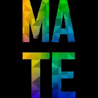 Mate- Partnerlook (Soul) Mate- Polygon