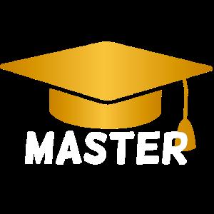 Master mit Hut
