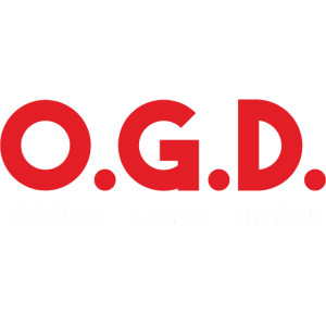 OGD Obsessive Gaming Disorder T Shirt