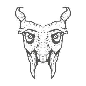 Monster Skull | Schädel