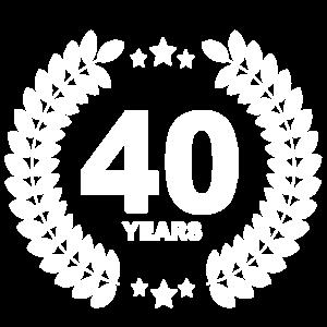40 Jahre