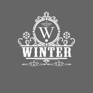 Winter kühle Kunst Geschenk