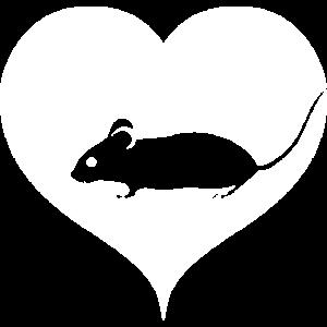 Herz Maus