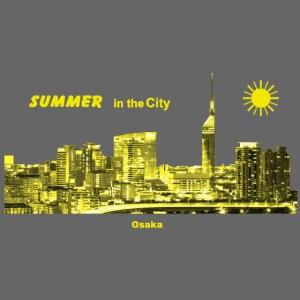 Osaka Japan Summer