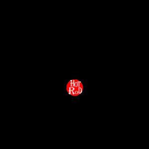 Hot Rod Pinstripe 002 Magic Bitmap