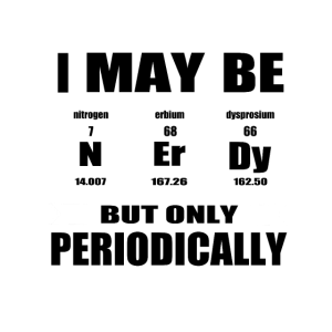 Periodically Nerdy