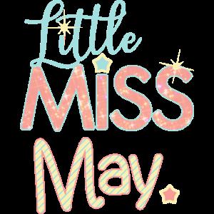 Kleine Miss Mai Geburtstag