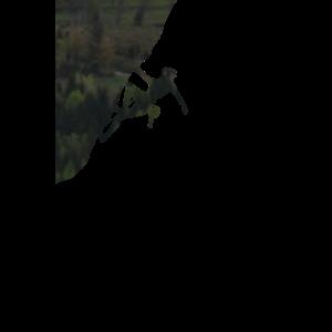 Kletterer Klettern Bouldern Poster Design Kunst