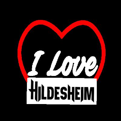 Ich liebe Hildesheim - Für die echten Hildesheimer - Hildesheim,sport,Herz,Stadt,Hildesheimer,Geschenk