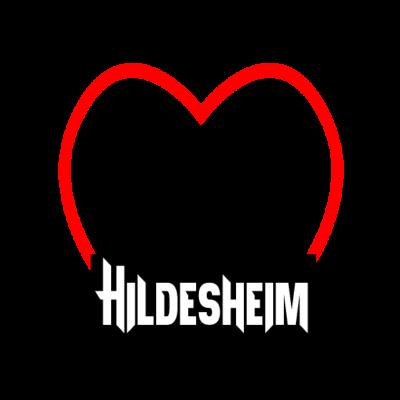 Ich liebe Hildesheim - Das T-Shirt für echte Hildesheimer - geschenk,Stadt,Liebe,Hildesheimer,Hildesheim