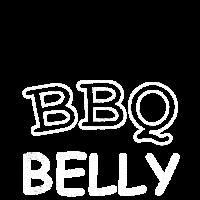 Grillmeister BBQ Smoker - BBQ Bauch Shirt Geschenk