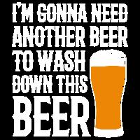 Lustiges Bier Shirt