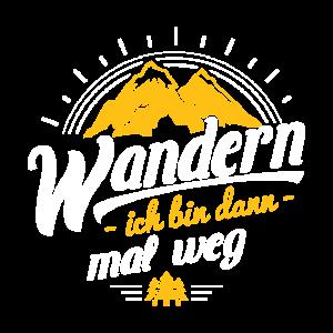 Wandern ich bin dann mal weg, Berge, Wanderlust