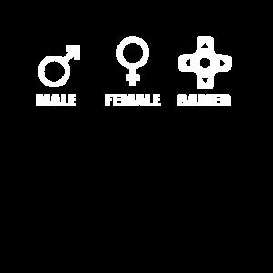 Video Spiele Gender Symbol Zeichen Gamer Gaming