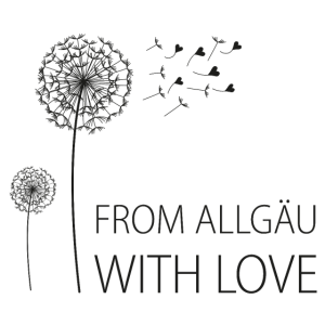 From Allgäu with love