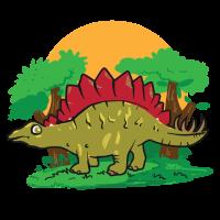 Dino Dinosaurier Dinosaurus Rex Saurus Design