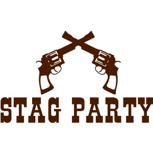 stag party western Motiv