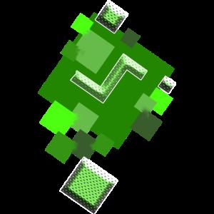 Würfel Abstrak