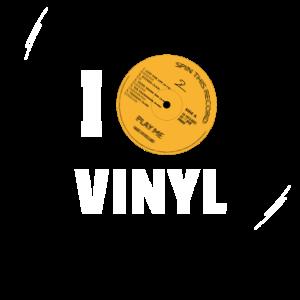 T-Record - Ich liebe Vinyl!