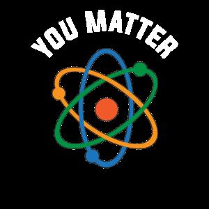 Wissenschaft Nerd Molekül Forscher Geschenk