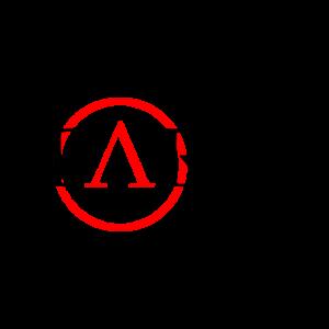Spartan Shield Letters
