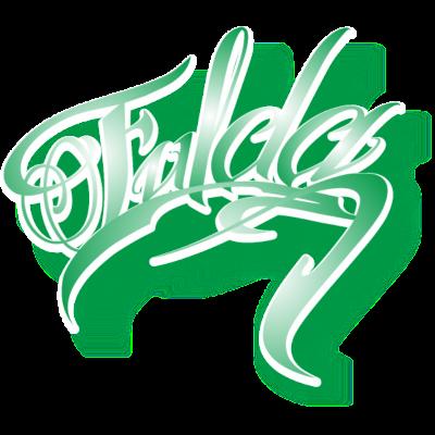 Fulda - Fulda - Hessen - Tattoo Design Schriftzug - Digitaldruck - ultras,tattoo,städteshirt,streetwear,pyro,osthessen,kassel,hessen,hesse,handball,graffiti,fussball,fulda,fanshirt,dom,Ultras,Tattoo,Städteshirt,Pyro,Kassel,Hessen,Handball,Fulda,Fanshirt,Dom