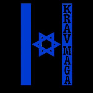Krav Maga Isrealische Flagge Israel