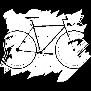 Fahrrad Fixie Fahrradfahren Fahrradfahrer Bike
