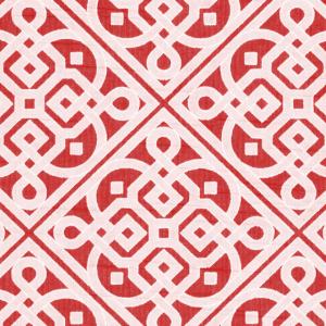 Tapeten Muster rot Wallpaper