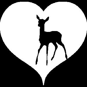 Herz für ein Rehkitz