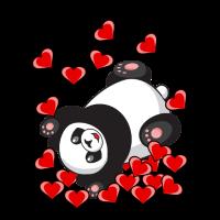 Panda Shirt for Women Cute Mothers Day Gift shirt